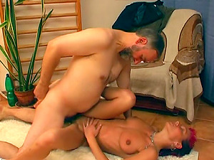 Hot Maid Gets Big Blast Of Jism In Her Mouth