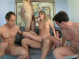 Thick Hard-ons In A Wild Vagina Rough Fucking