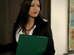 Horny Lecturer Drilled His Insatiable Student Gonzo Doggystyle