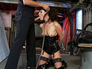 India Summer gets face-fucked and luvs sultry assfuck fuck-a-thon