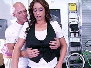 Big Tits Hotty Eva Notty Gets Oiled In A Insane Fuck Rubdown