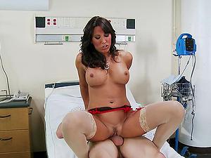 Horny Patient Fucks His Medic Xxx In A Hot Orgasm