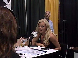 Beautiful Bree Olson Shares An Interview With Adam And Eve