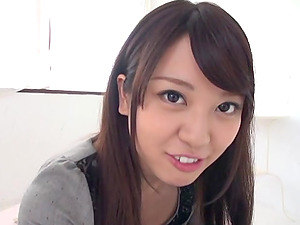 Teenage Japanese Sweetheart Was Excited To Gulp A Spunk In The Mouth