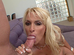 Amazing bang-out with the big-titted blonde tart Holly Halston