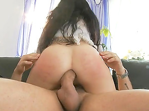 Ass-fuck Porn industry star Gargles Shaft And Gets Rimjob Then Takes Internal ejaculation