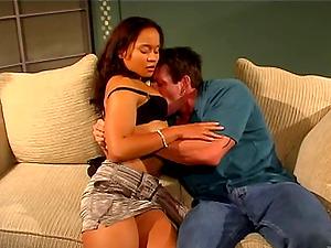 Sabina Starlet Receives A Internal cumshot In A Hard-core Doggystyle