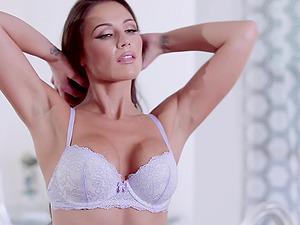 Big Tits Candace Leilani In A Insane Nude Display Erotic Scene