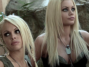 Attractive bimbo with big tits and a ponytail getting throbbed in a sensational doggystyle screw