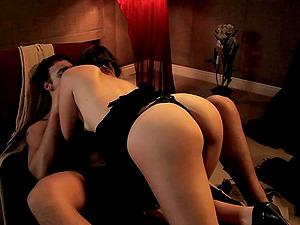 Lubricious cunt of pretty porn industry star Allie Haze fucked in erotic porno