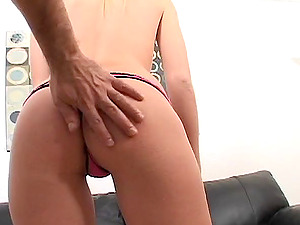 Reese Richards gets her mouth and cootchie fucked hard