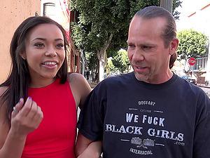Group Black Girl Porn