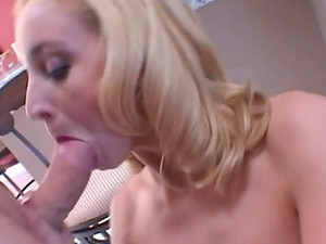 Blonde fuck-a-thon doll wants a big man sausage deep in her sweet butt crevasse