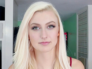 Gorgeous blonde alexa is filled with cum good phrase