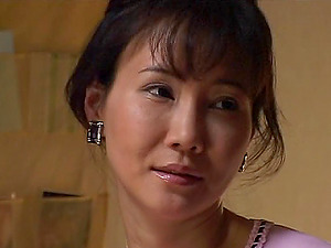 Asian cougar shows him what fucking an older woman is like