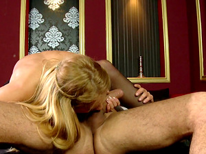 Gilda loves the pleasure and agony of getting fucked in the donk