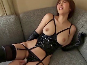 Sexy Asian housewife cheats and gets fucked by a stranger