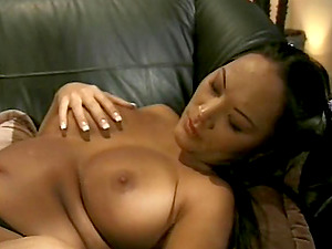 Sweet-looking filly goes up and down on the dick as rapid as she can