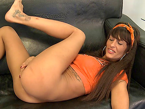 Fuck-a-thon addiction of coed mummy with smoothly-shaven twat being screwed hj