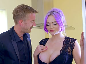 Pair of kinky chicks are here to do some man rod railing together