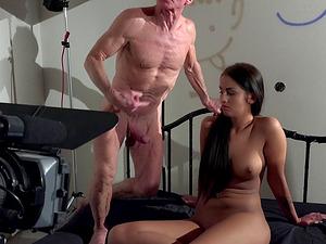 Porno Backstage