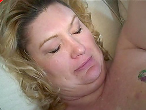 Carla's massive twat is raw and ready for the deep invasion