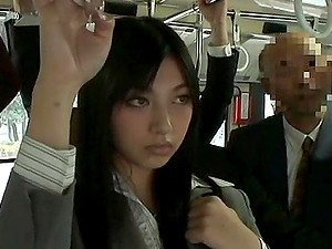 Japanese stunner with lengthy hair providing out oral job in public compilations