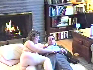 Randy housewife wants to perceive her man's erected love rod