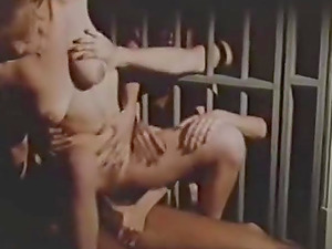 Jail Honies Have Joy With A Guard They Suck And Rail His Big Shaft