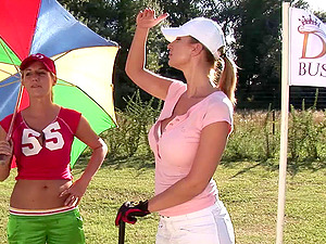Finest golf players of the city going girl/girl for the first-ever time