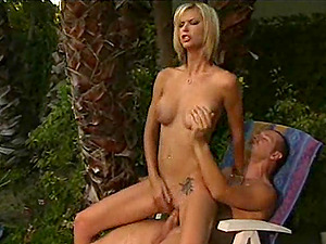 Stunner seduced by a man with a monster dick for a supreme fuck