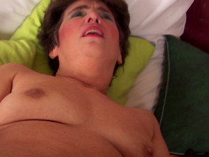 Felice screaming from how good her pleasurable fuck-a-thon plaything senses