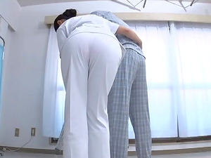 Japanese chick will do anything for her paramour's erected prick
