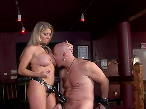 Domination & submission joy with Mistress Nicholette who is ruthless and insanely hot