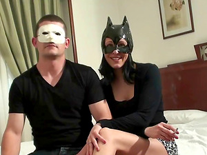 Raquel Fresita loves being a naughtyy kitten with her lover