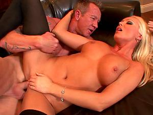 Horny MILF Diana Doll has a blast with an experienced lover