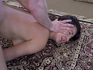 Ryan Madison taking the soft pussy of Lily Adams doggy style