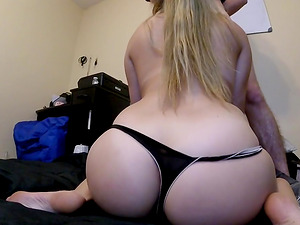 Sunday Morning Quickie With Big Ass