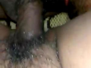 I fuck y wife. Private homemade closeup.