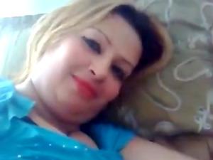 Sex with my Algerian Milf Melina