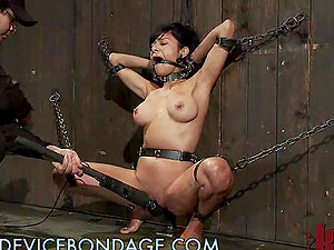 Rough Stunner Gets Tormented in the Dungeons