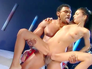 Dangerous Euro Bitches Getting Banged in Hot Double penetration Orgy