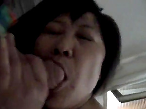Mature Chinese Wife Get Sex With Her Friend