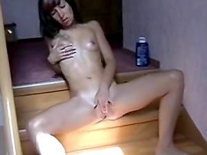Gewachsen und saftig Orgasmus mit einer neuen Freundin