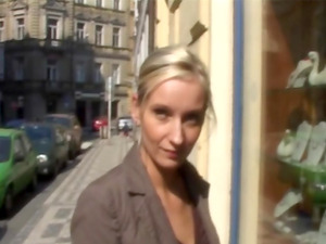 Absolutely no censorship and certainly no fiction. These are real Czech streets!