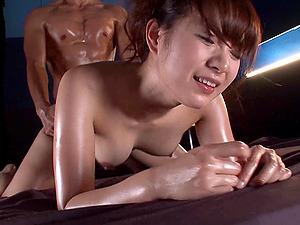 Nothing makes Haruka Aso happy like getting fucked by a neighbor