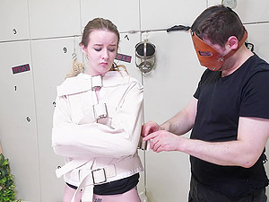 Jessica Kay likes when a friend bangs her more than anything else
