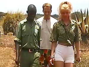 Journey into the wilds of Africa. Yelena Schieffer takes you along for a sexual safari.