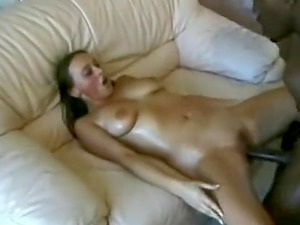 Hot wild wife is getting a nice slowly hard fuck