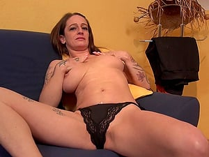 Shaven french milf exactly would
